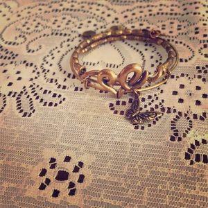 • Two Alex & Ani Bracelets •